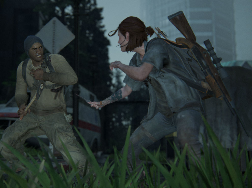 Combat is more mature in the Last of Us Part 2