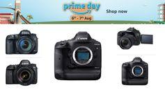 Amazon Prime Day 2020 Sale: DSLR कैमरा पर आज की बेस्ट डील्स