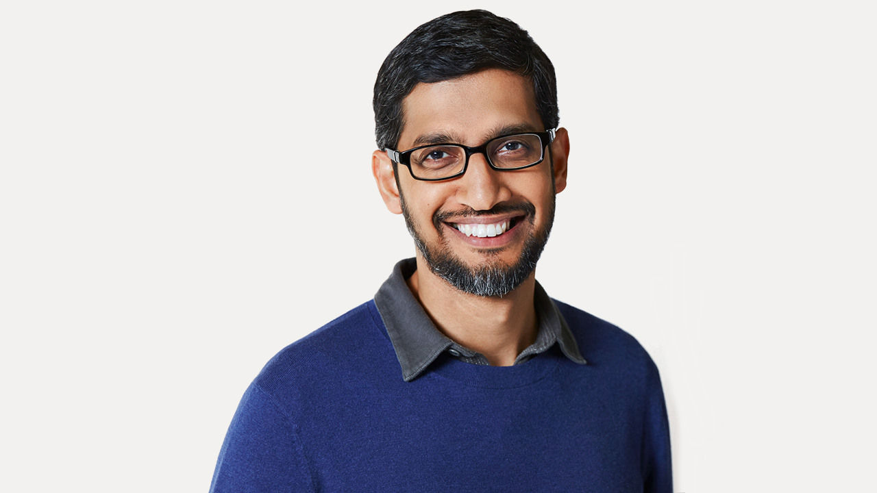 Sundar Pichai becomes Alphabet CEO as Google co-founders Page and Brin step down
