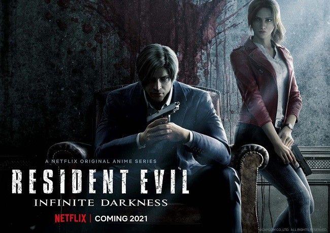 Resident Evil: Infinite Darkness releasing in 2021