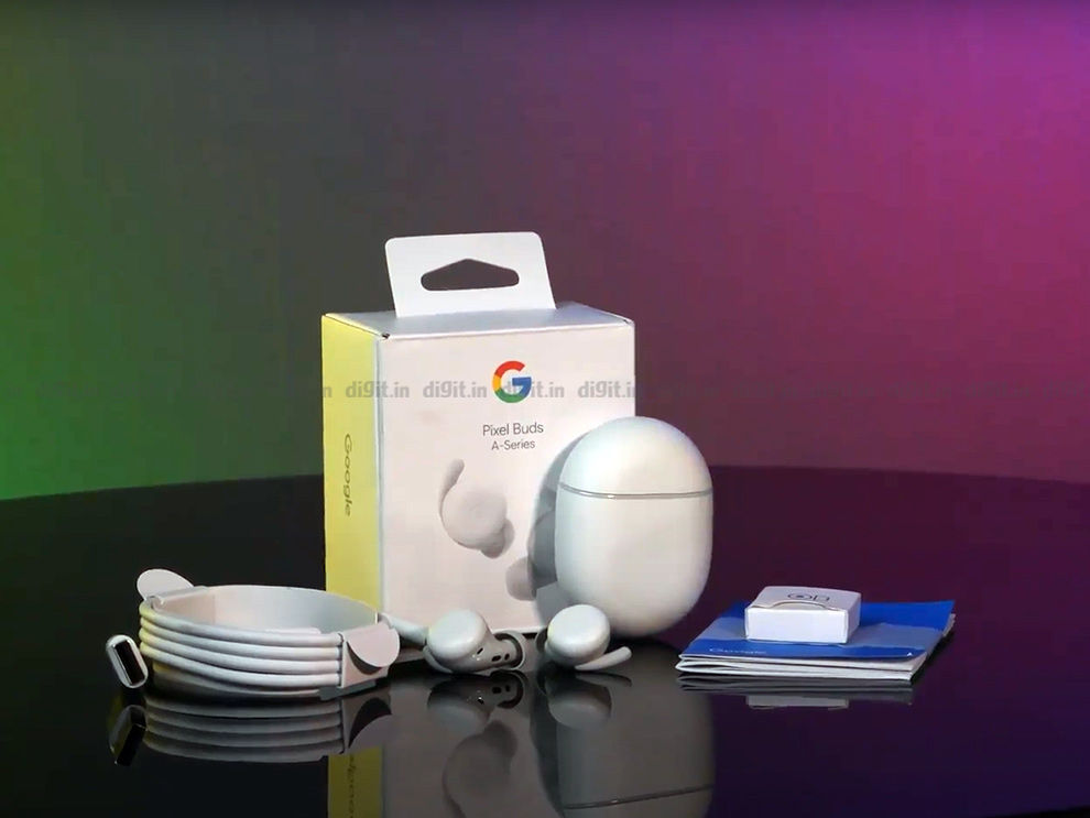 Google Pixel Buds A-Series battery life