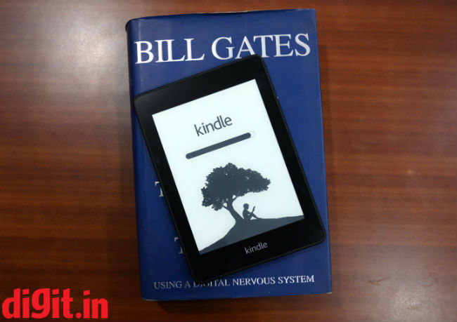 Amazon Kindle Paperwhite (10th gen) WiFi Review