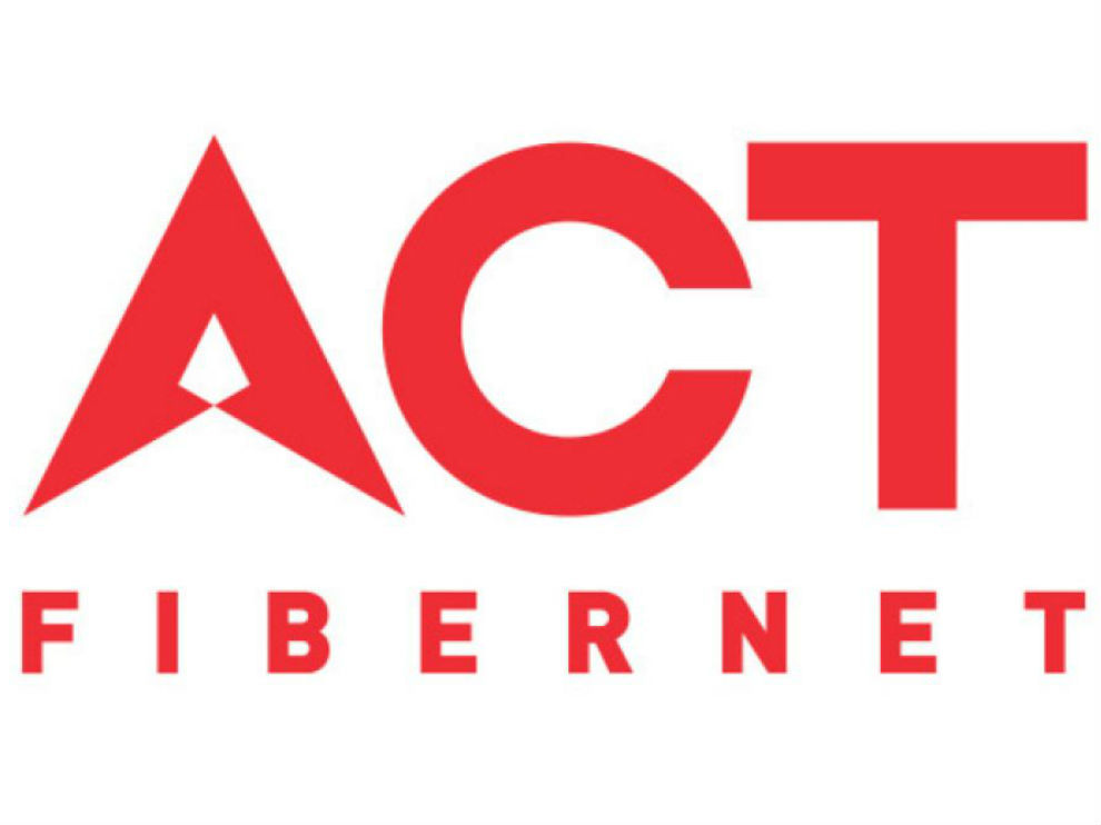 ACT fibernet offers unlimited broadband at high speed.
