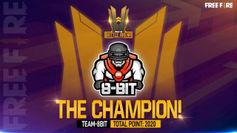Garena Free Fire Battle Arena: Team-8bit crowned champions, win 1,00,000 in-game diamonds