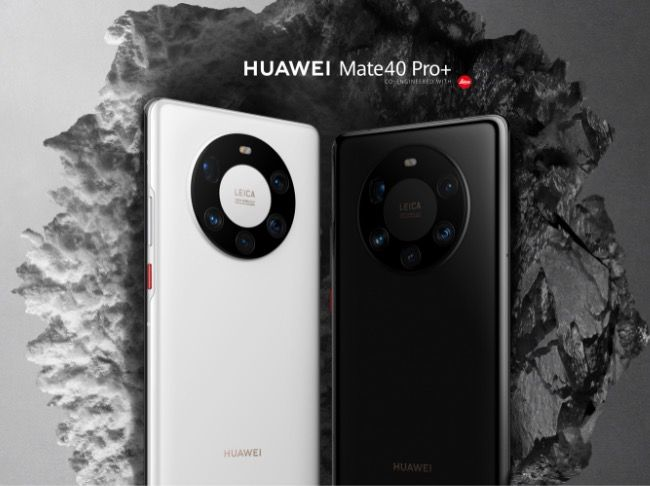 Huawei Mate 40 series launched