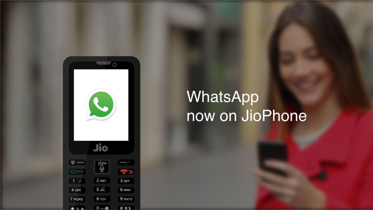 KaiOS WhatsApp Status Feature