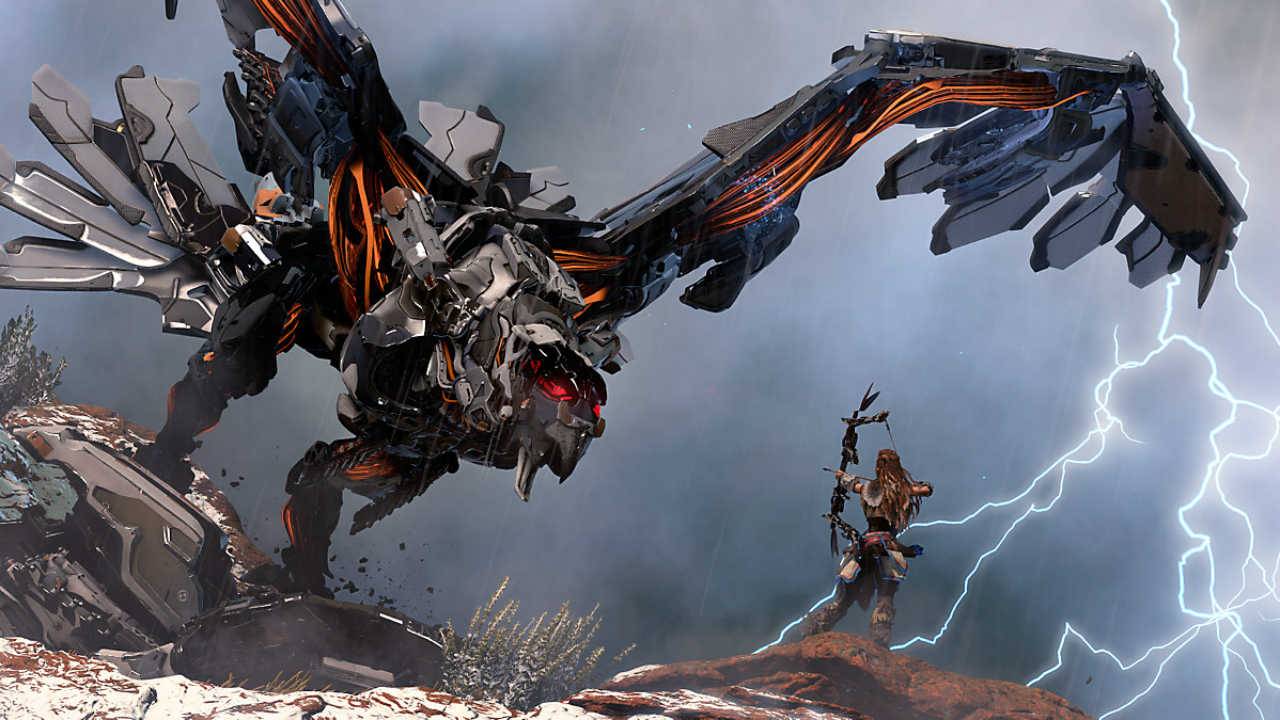 Horizon Zero Dawn is coming to PC on August 7