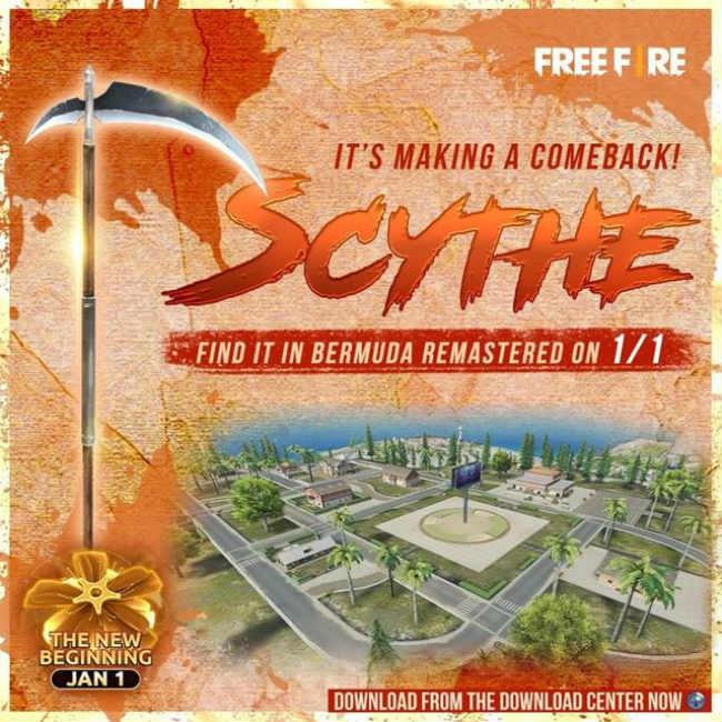 Return of the Scythe