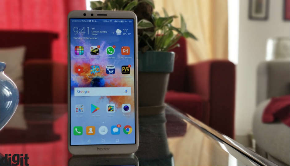 Huawei Honor 7X  Review: A step back