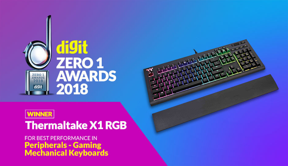 0f742cbca55 Zero1 Awards 2018 - Peripherals - Gaming Mechanical Keyboards