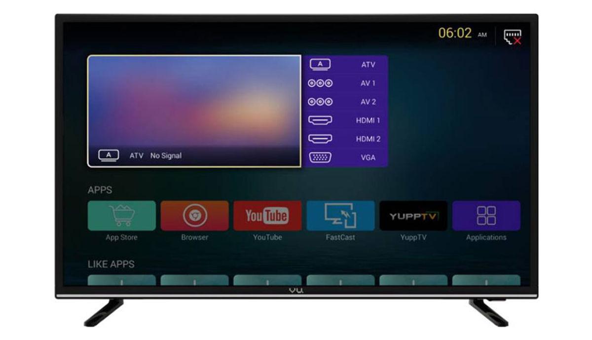 VU 32 inches Full HD LED TV