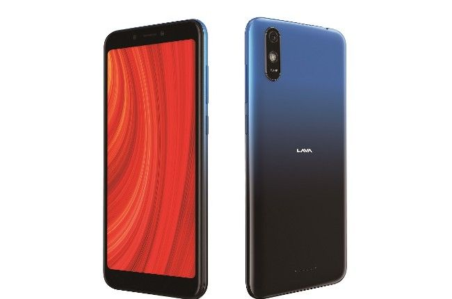Lava made in India Phone