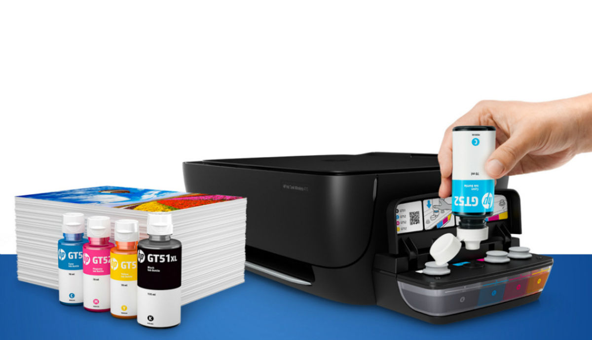 HP introduces four new HP Ink Tank Printers in India | Digit
