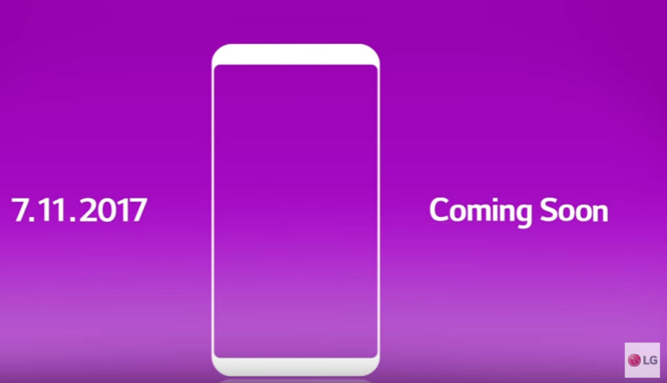 lg q6 a mini version of g6 teased with full vision display ahead of launch