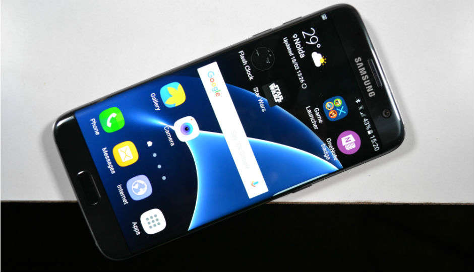 Samsung Galaxy S7 Edge Review Digit In