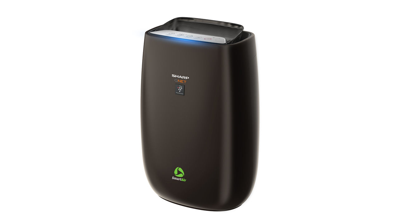 SHARP ties up with QNET to unveil SmartAir air purifier
