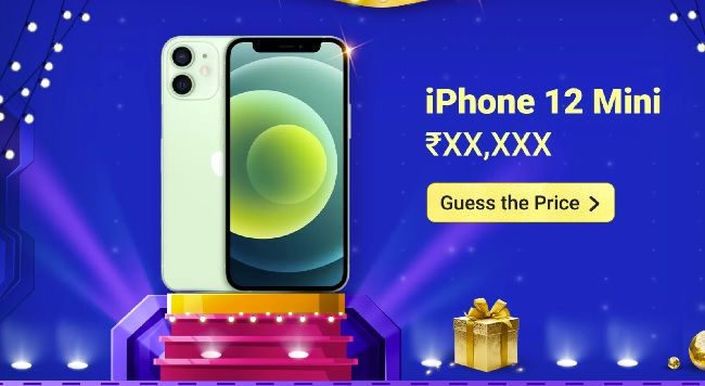 Apple iPhone 12 Mini contest