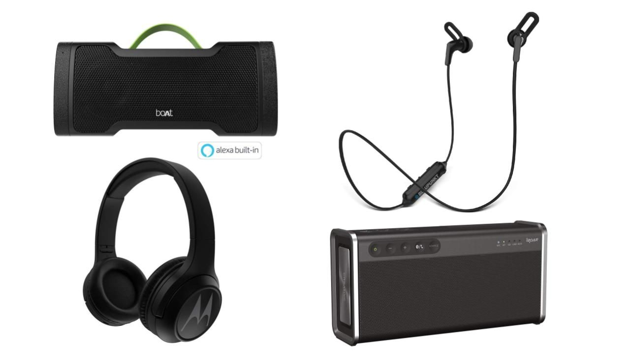 Top Deals On Audio Products This Amazon Great Indian Festival Sale Digit
