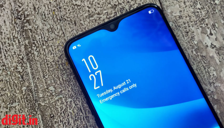 Oppo F9 F9 Pro With Waterdrop Screen Vooc Flash Charging And