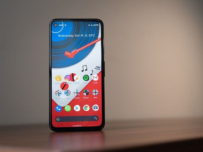 Pixel 4a vs OnePlus Nord
