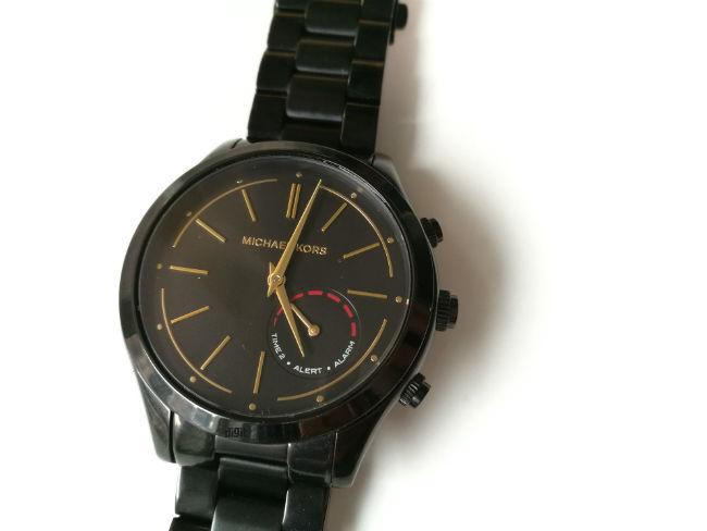 91e84811b82a Michael Kors Access Hybrid Slim Runway Smartwatch review  basic