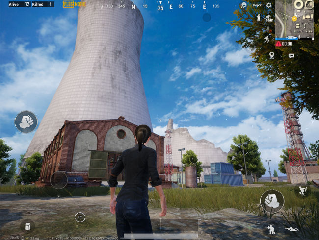 PUBG Mobile's new Erangel 2.0 map will feature an overhauled Mylta Power