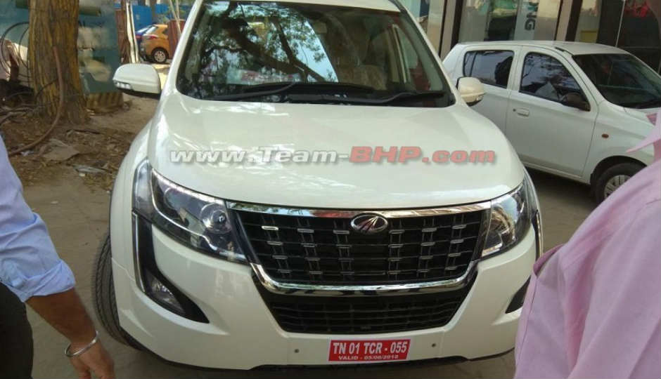 2018 Mahindra Xuv500 Facelift What To Expect Digit In