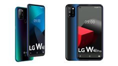 LG W41 series launched starting at Rs 13,490 in India: Price, specifications and availability