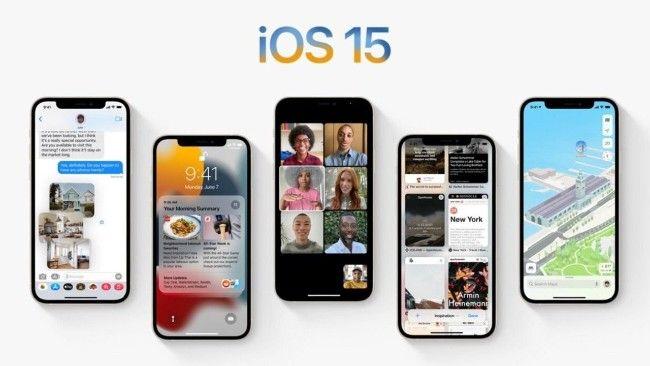 भारत में नए Apple iOS 15 फीचर्स