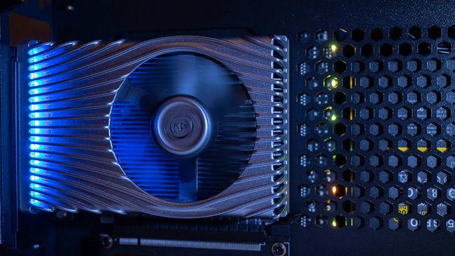 Intel Arc DG2 Desktop Graphics Card Alchemist