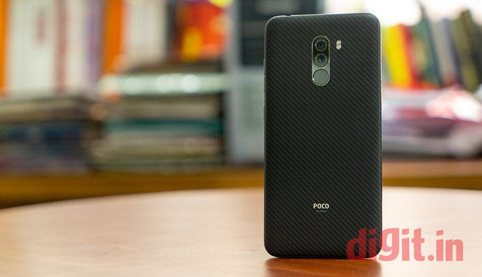 da96d3040af5 Xiaomi Pocophone F1 256GB Review