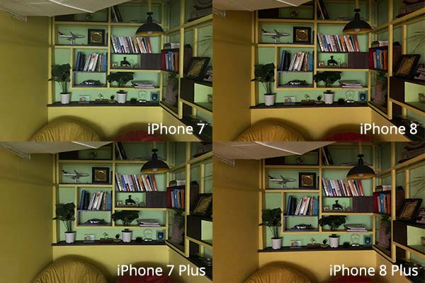 Apple Iphone 8 Vs Iphone 7 Rear Camera Comparison Digit In