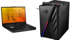 Asus launches AMD Ryzen powered TUF gaming laptops and ROG desktops