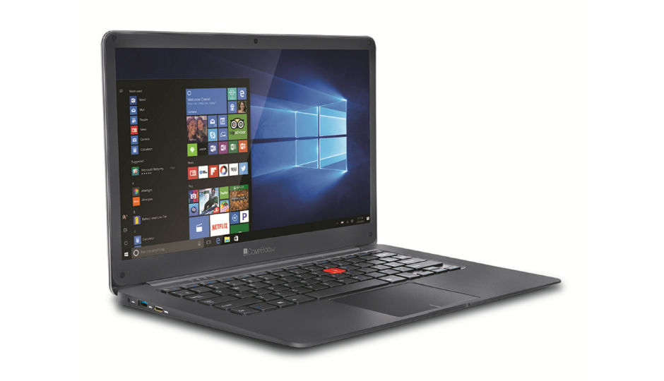 Iball Compbook Netizen Acpc Laptop With Built In 4g Lte