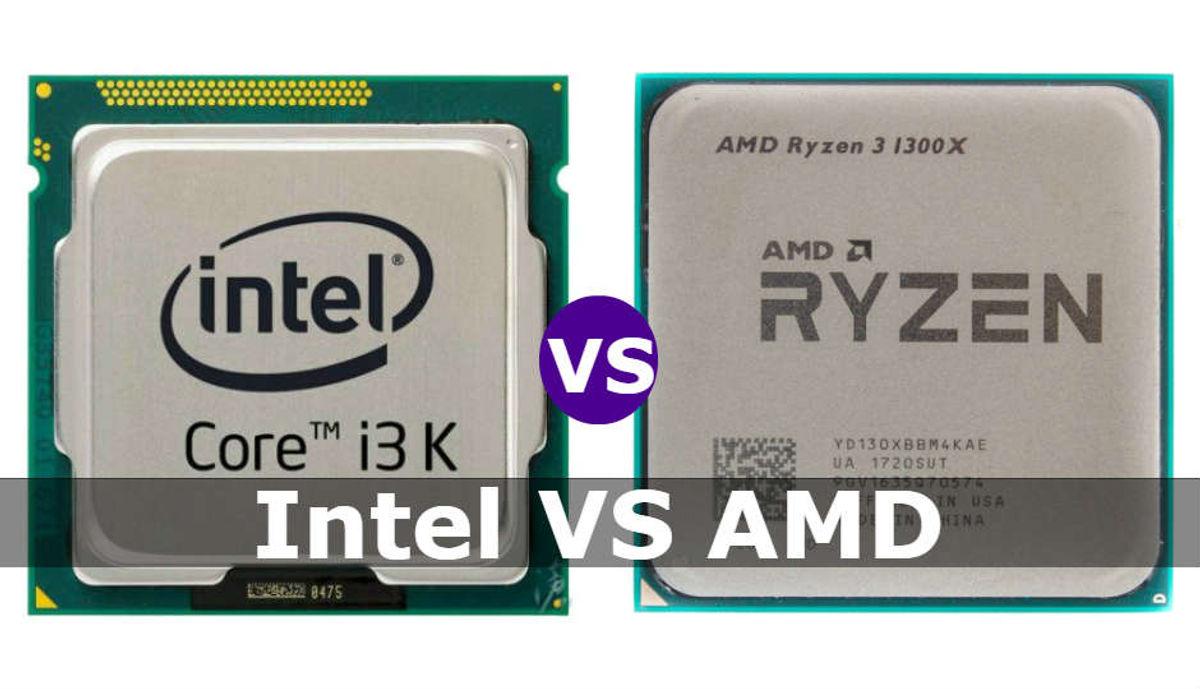 Comparison Intel Core I3 7350k Vs Amd Ryzen 3 1300x Digit