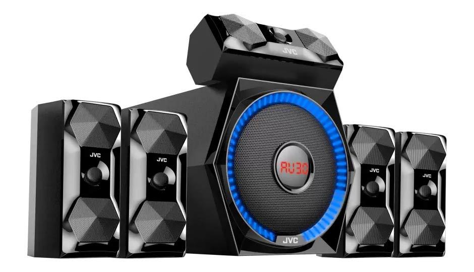 cc87f2befcd JVC XS-XN511A Review: A half baked 5.1 sound system