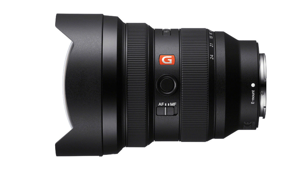 Sony launches world's widest zoom lens with an f/2.Eight aperture
