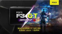 23 জুলাই ভারতে লঞ্চ হবে Poco F3 GT, থাকবে এমোলেড ডিসপ্লে, শক্তিশালী প্রসেসর