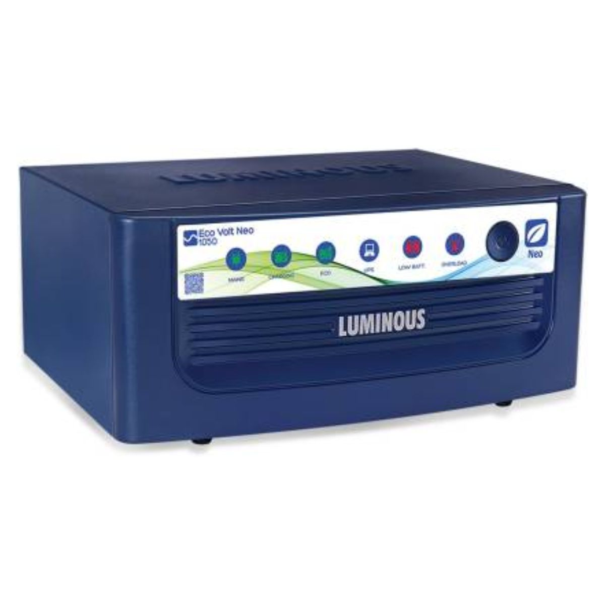 LUMINOUS Eco Volt Neo 1050 Pure Sine Wave Inverter