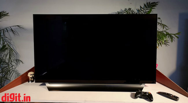 LG OLED C8 55-inch TV: First Impressions   Digit