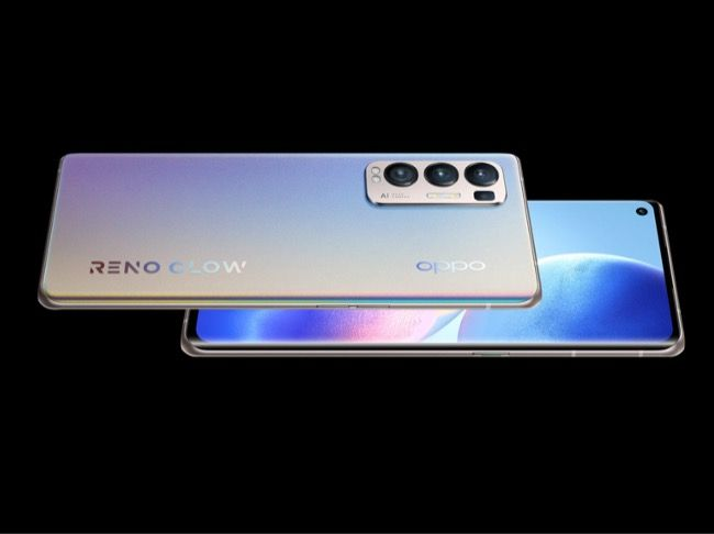 Oppo Reno 5 Pro+ specifications and pricing