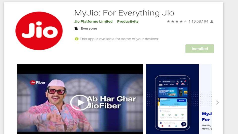 MyJio App