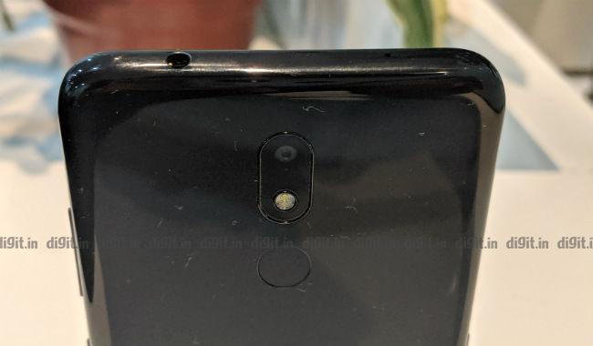 Nokia 3.2 camera