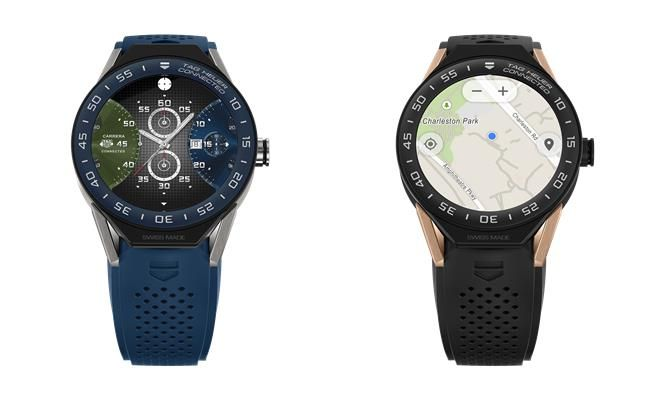 TAG Heuer announces $1,650 modular smartwatch based on ...
