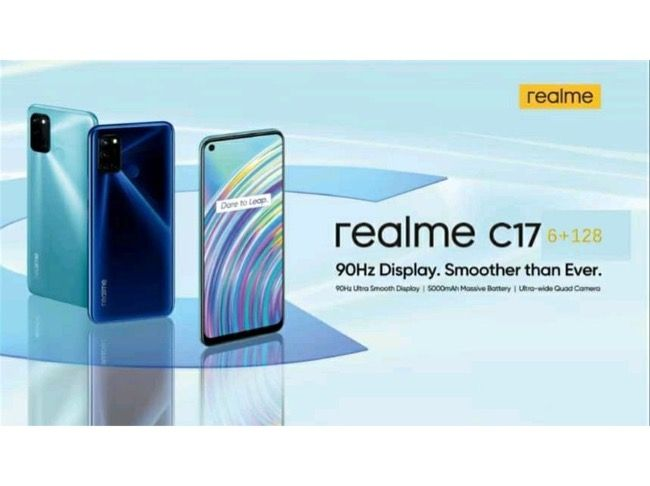 Realme C17 specifications leaked online ahead of launch on September 20