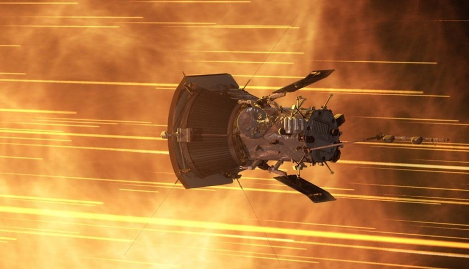 Parker Solar Probe touches the sun, breaks all spacecraft speed records