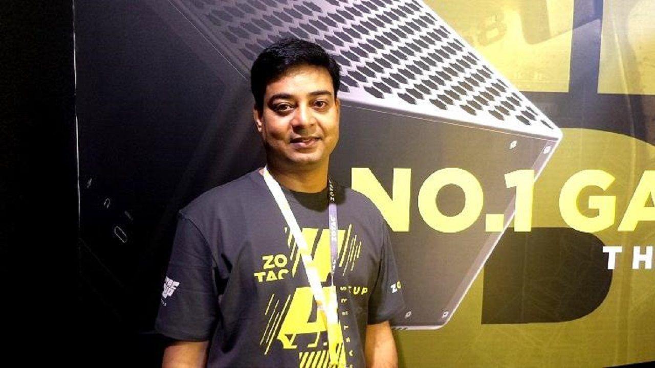 Deepak Gupta of Zotac India talks about Tech Smart vs Space Smart and How Generation Alpha starts a new debate of Computing Needs
