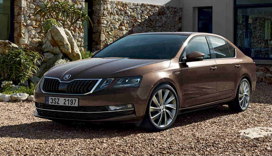 2017 Skoda Octavia Launched In India Prices Start At Rs 1549 Lac