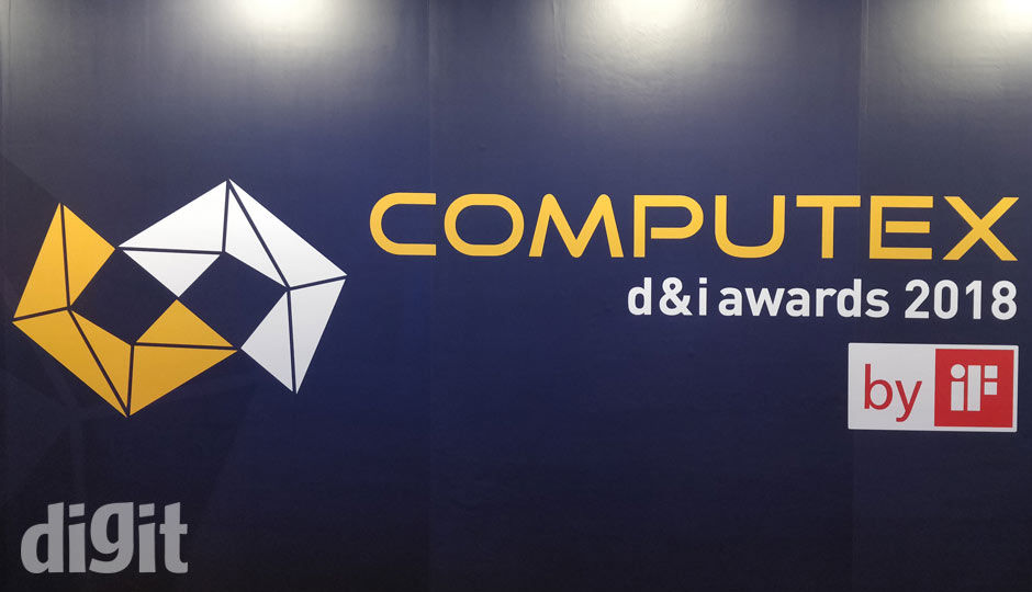 The best of d&i awards from Computex 2018