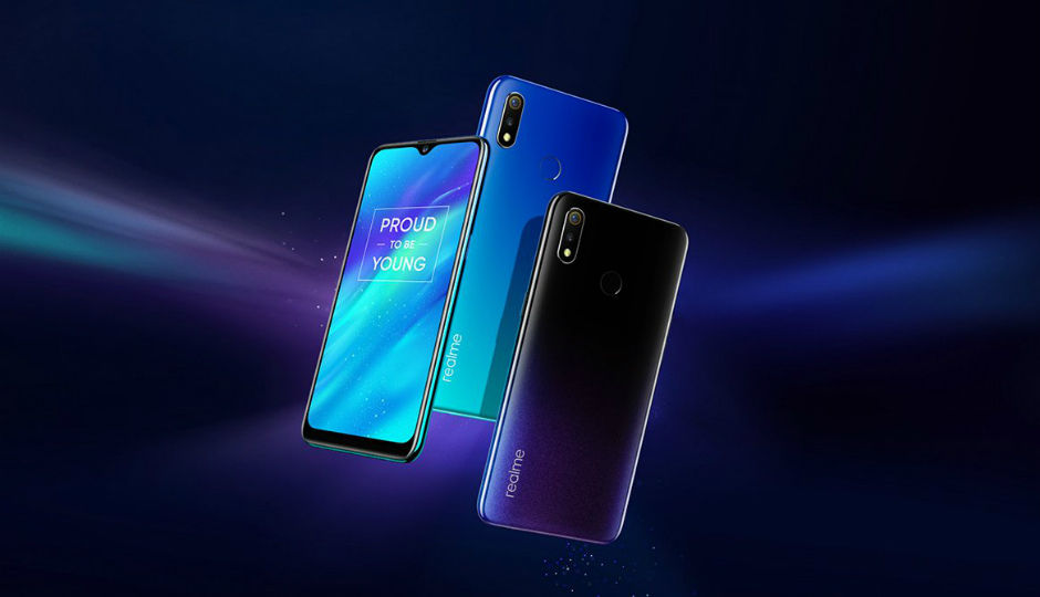 Image result for realme 3 Waterdrop display images